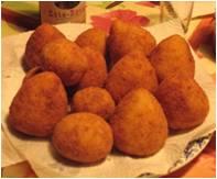 Les arancini du commissaire montalbano la cuisine - Cuisine sicilienne arancini ...